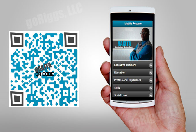 create A QR Mobile Resume That Lands Dream Jobs