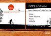 design you a cool and creative business card small2
