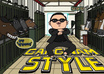 make your face video dancing on Gangnam Style small2