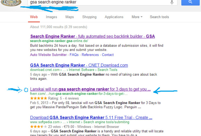 run GSA Search Engine Ranker for 3 Days to get you Massive Panda/Penguin Safe Backlinks Fuzzy Logic