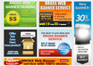 create 2 Professional Web Banner Ad small2