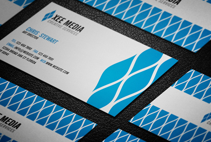 make your business card design online perfect