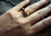 make you a lovely sterling silver multi Pearl ring small2