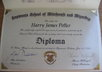 send a Harry Potter fan a Hogwarts Diploma small2