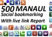 social BOOKMARK your site on 1000 Social bookmarking sites with Rss and Ping Send live report of all backlinks in Excel small2