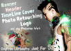 do any photoshop work,photo edting,timeline cover,header,banner with in 24hrs just small2