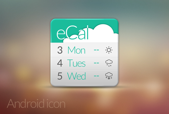 create an awesome app icon for your iPhone app
