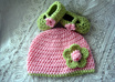 crochet these baby Mary Jane shoes small3