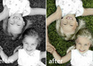 make 3 of your black and white photos colorful small3
