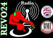 air your 30 second radio commercial 12x per day for 7 Days on our high volume international radio station REVO24 small3