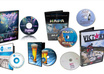 create a professional looking 3D cd or dvd case with the disk small3