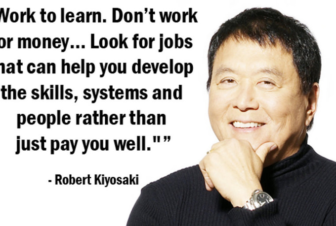 Inside The World Of Robert Kiyosaki: The Full Rich Dad Poor Dad Story