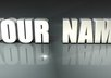 make your name or your companies name larger than life