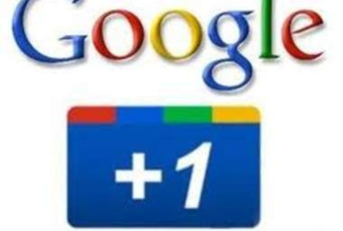 give you real human 5 GOOGLE plus ones for your website, fanpage or any url