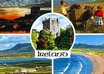 send you a postcard from Ireland with an Irish stamp and whatever message you like