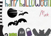 produce Happy Halloween video card in  stop motion small1