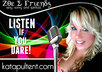 give you a shoutout on my popular internet radio show