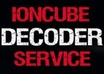decode Ioncube v7 Files / For 10 files 30 Dollar