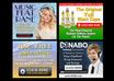 create Professional Web Banner Designs