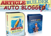 give you 100 contents autoposted to your blog using Article Builder