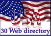submit your site to 30 usa web directory,  drive you local traffic from the US audience