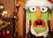 have Harold the Puppet read a personalized Twas the Night Before Christmas to anyone small1