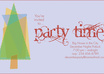 design a christmas/holiday party invitation