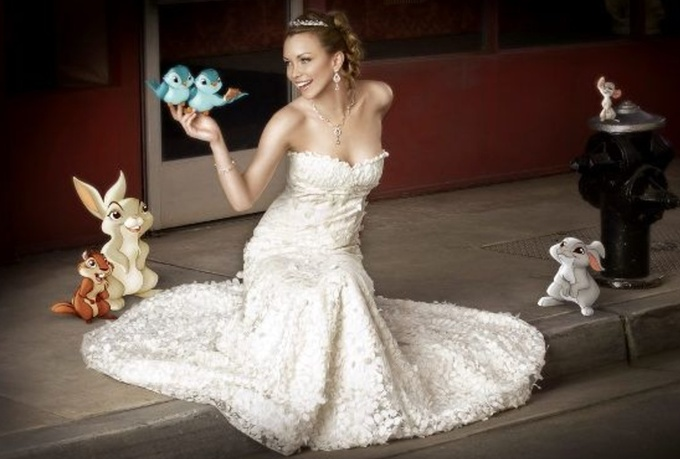 write your vows using Disney song lyrics