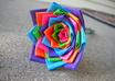 teach you step by step how to make a duct tape flower small1