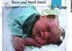 design a custom birth announcement card for your Newborn or Infant