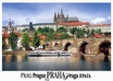 send you a postcard to any address in the world from Prague