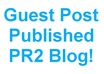 publish your guest post to my PR2 blog and your article will live on my blog with your backlink forever to get you more traffic small1