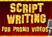 Promoscriptwritinggig