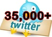 add 35000+ Twitter Followers To Boost Up Your Followers Count Without Any Admin Access