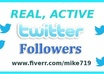 get you 500 Real + Active INDONESIAN Speaking Twitter followers, Not Fake Accounts or Bots, Real People, Indonesian Speaking Users Only