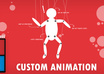 make a custom animation
