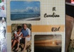 make a scrapbook page