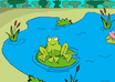 Frog_on_lily_pad_sample