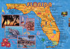 send a postcard from Florida anywhere in the world under your name