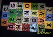 make 1 ABC quilt block top of your choice