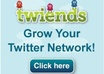 sell you a twiends account with 2000 seeds