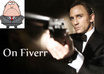 make a fun mission James Bond 007 animation video intro small1