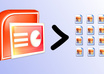convert every slide in a PowerPoint presentation into a separate image file