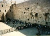 pray and put your note between the wailing wall