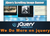create jquery banner for your website