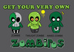 draw you an awesome chibi zombie small1