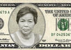 put any face in 100 dollar bill