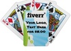 [level Two Seller] put your logo and text on these deck of cards small1