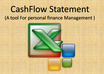 share a Cashflow Statement