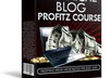 give you the niche blog profitz  course with mrr